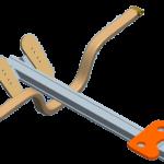 Sliding Seat assembly rendering