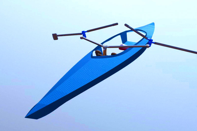 3D Kayak Wide
